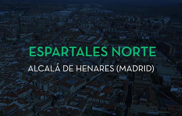 Espartales Norte